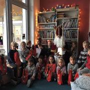Nikolaus im Kindergarten