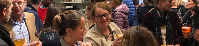 Deutsche Abteilung Elternverein Gemeinschaft fördern